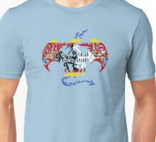 SWAZILAND DRAGON FLAG Unisex T-Shirt