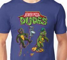 Sewer Pizza Dudes Unisex T-Shirt