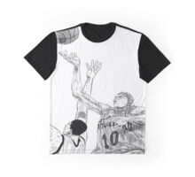 Sakuragi - Slam Dunk Graphic T-Shirt