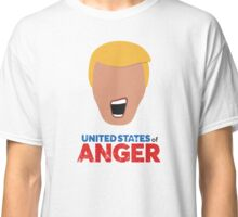 united states of anger Classic T-Shirt