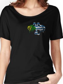 VANCOUVER 2 HEADED DRAGON FLAG BC  Women's Relaxed Fit T-Shirt