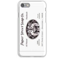 Paper Street Soap Company - Fight Club iPhone Case/Skin