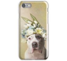 Flower Power, Buddha iPhone Case/Skin