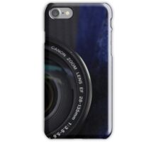 Lens and Denim iPhone Case/Skin