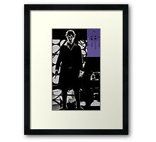Not the One you were Expecting Framed Print