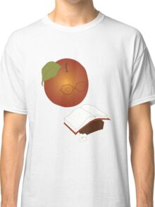 Apples are the fruit of Knowledge Classic T-Shirt