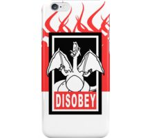 DISOBEY | Charizard iPhone Case/Skin