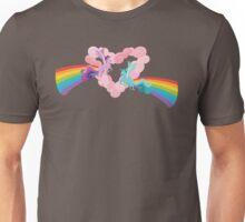 Tina's First Kiss Unisex T-Shirt