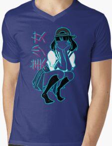 Girl+ [without bandaid] Mens V-Neck T-Shirt