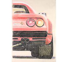 Ferrari 288 GTO Photographic Print