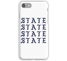 I FEEL LIKE STATE iPhone Case/Skin