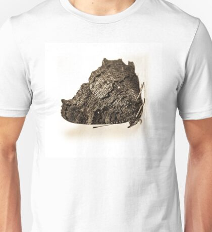 butterfly b&w Unisex T-Shirt