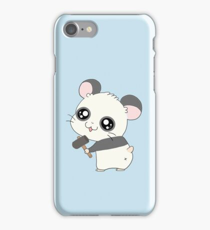 Panda Hamtaro iPhone Case/Skin