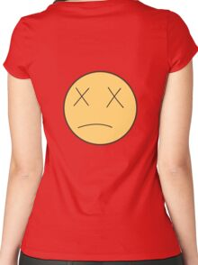 Bad Pearl Women's Fitted Scoop T-Shirt