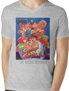 Frank Ocean - Street Fighter Mens V-Neck T-Shirt