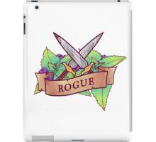 Rogue iPad Case/Skin