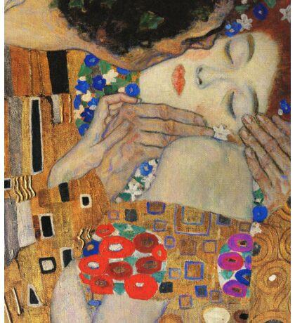 Gustav Klimt - The Kiss, 1907-08 Detal 4 Sticker
