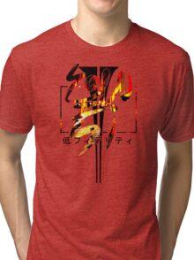 LOW FIDELITY Tri-blend T-Shirt