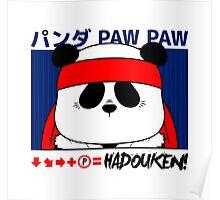 Panda (Hadouken) Poster