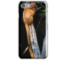 Golden Lion Tamarin iPhone Case/Skin