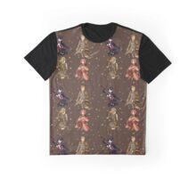 Dragon Age: Origins Pattern Graphic T-Shirt