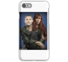 Doctor Who- Ninth Doctor x Donna Noble iPhone Case/Skin