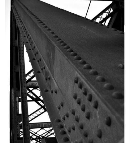 BW Bridge Sticker