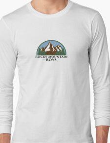 Rocky Mountain Boys Long Sleeve T-Shirt