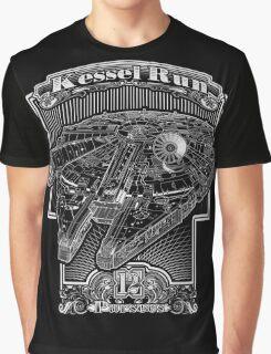 Kessel Run Graphic T-Shirt