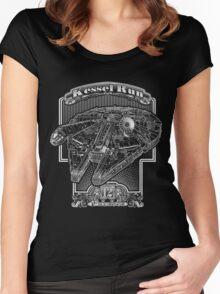 Kessel Run Women's Fitted Scoop T-Shirt