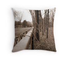 Woodside Homes Throw Pillow