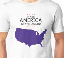 America, Let's Make Up and Make America Grape Again! Unisex T-Shirt