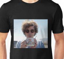 michael cera holding a mug Unisex T-Shirt