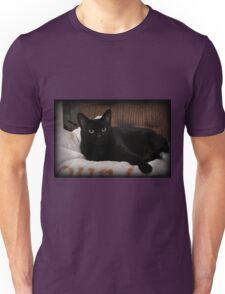Reclining Unisex T-Shirt