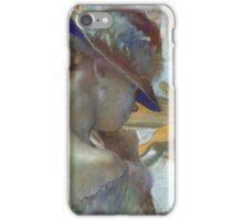 Edgar Degas - In Front Of The Mirror iPhone Case/Skin