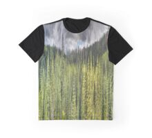 National Forest Cosumnes River 2 Graphic T-Shirt