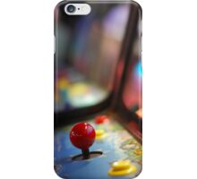 Back to the arcade iPhone Case/Skin
