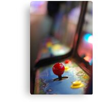 Back to the arcade Canvas Print