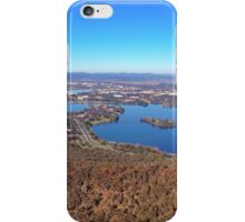 Lake Burley Griffin - Canberra iPhone Case/Skin
