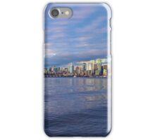 Seattle Skyline Cityscape iPhone Case/Skin