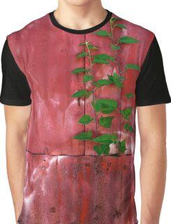 Nature Wins Graphic T-Shirt