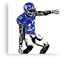 Odell  Canvas Print