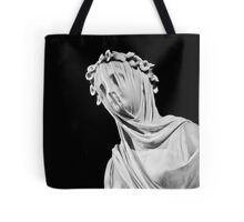 Veiled Vestal Virgin Tote Bag