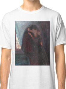 Edvard Munch - The Kiss Classic T-Shirt