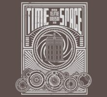 Time and Space One Piece - Short Sleeve