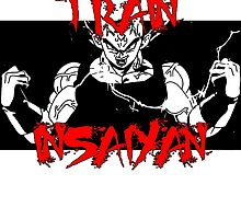 Majin Vegeta Train Insaiyan Power Up by TheRising