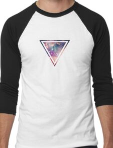 The Universe under the Microscope (Magellanic Cloud) Men's Baseball ¾ T-Shirt