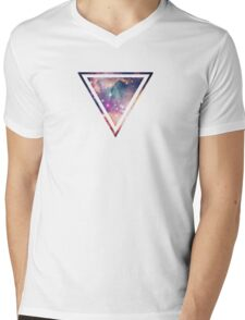 The Universe under the Microscope (Magellanic Cloud) Mens V-Neck T-Shirt