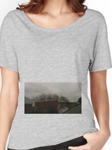 Grey sky Women's Relaxed Fit T-Shirt