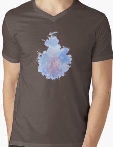 P R I M E Snowflake Mens V-Neck T-Shirt